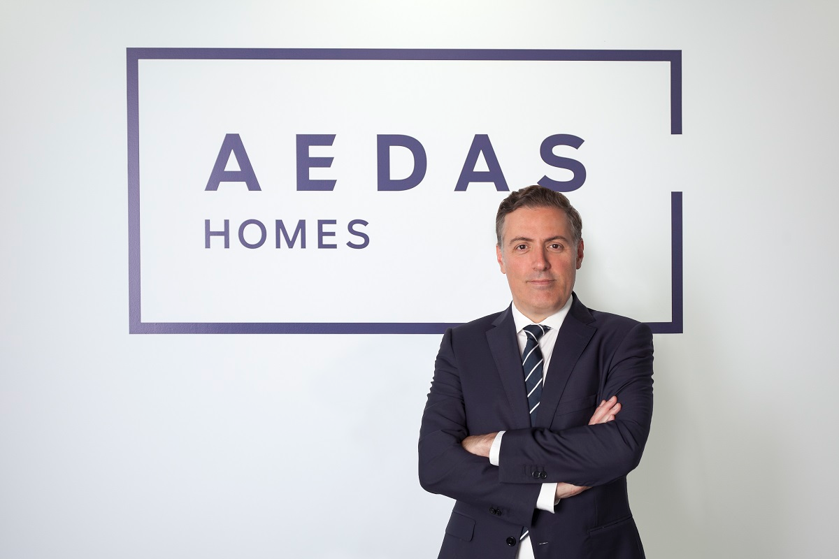 david martnez ceo de aedas homes nuevo presidente de rebuild