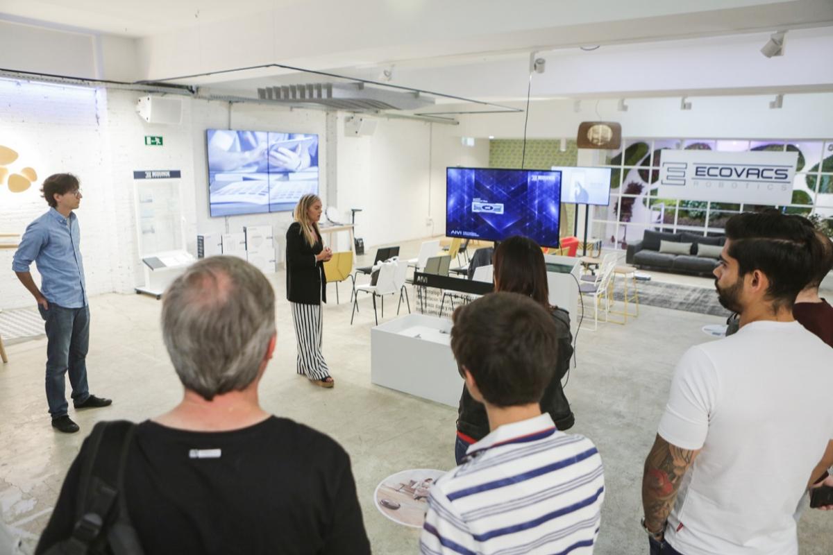 ecovacs presenta sus ltimas innovaciones en tecnologa y robtica de limpieza del hogar