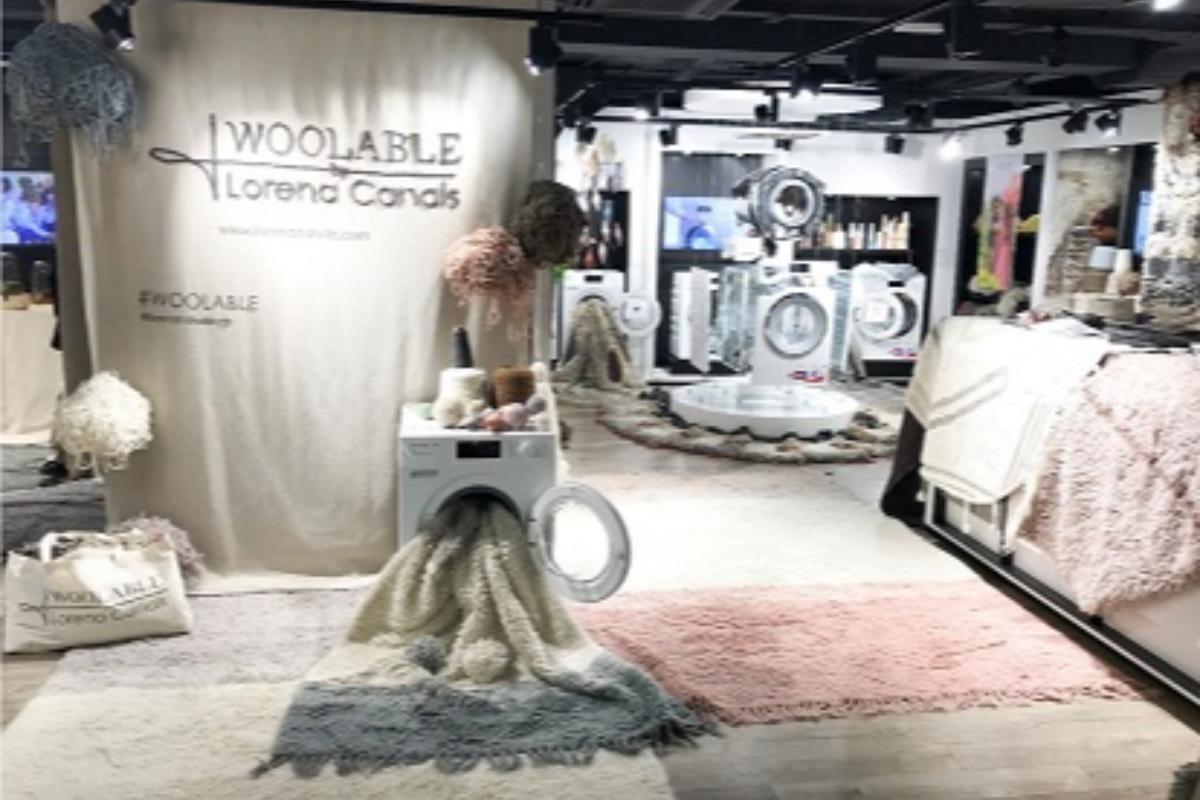 miele-acoge-la-presentacion-de-la-nueva-coleccion-de-alfombras-lavables-de-lorena-canals---