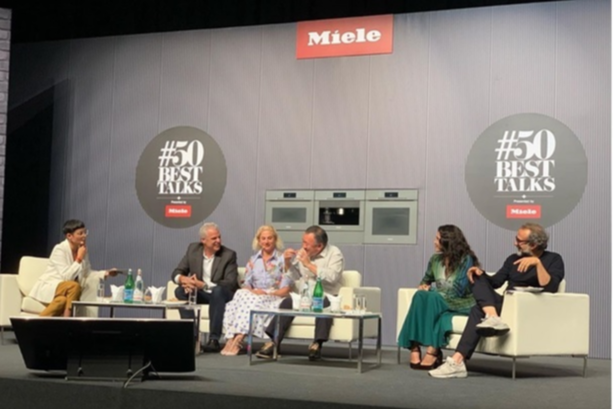 miele participa un ao ms en el evento culinario the worlds 50 best restaurants
