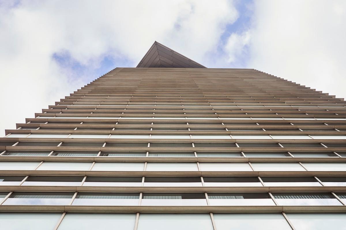 nofer participa en la renovacin del edificio de oficinas torre diagonal mar b1 de barcelona