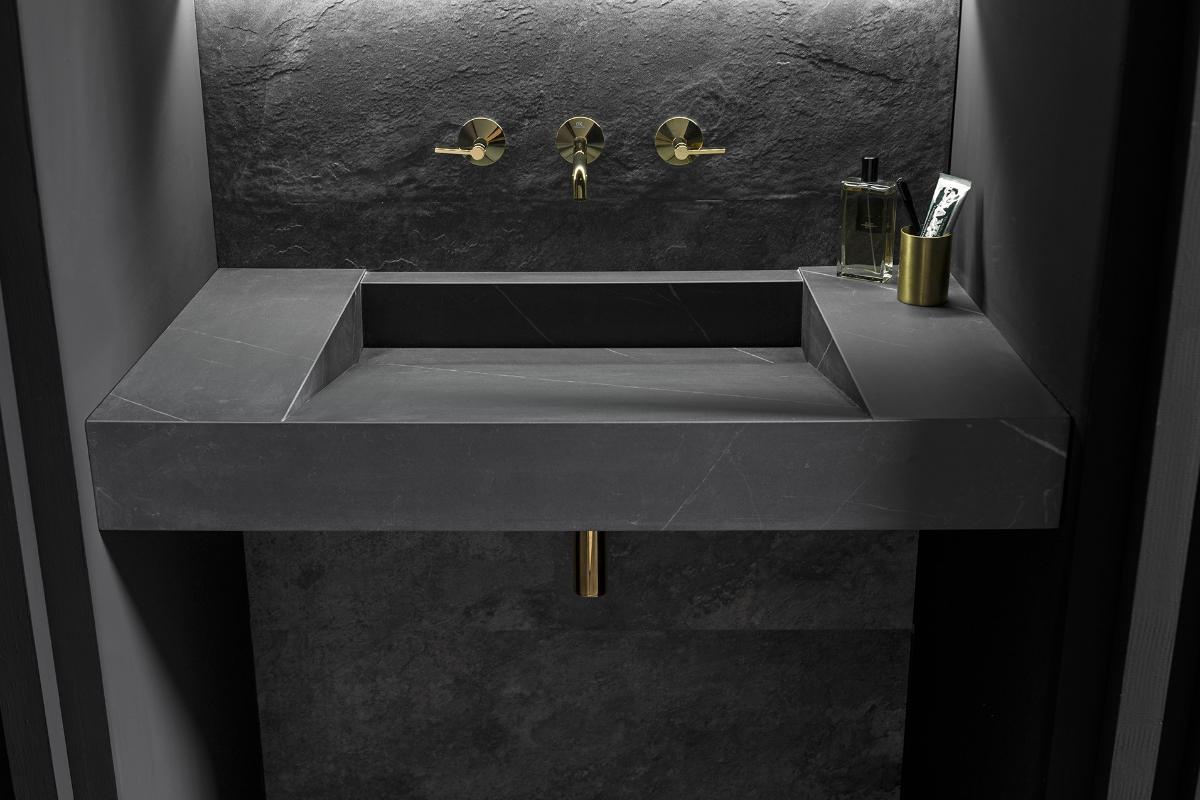 nueva encimera oxo con lavabo integrado