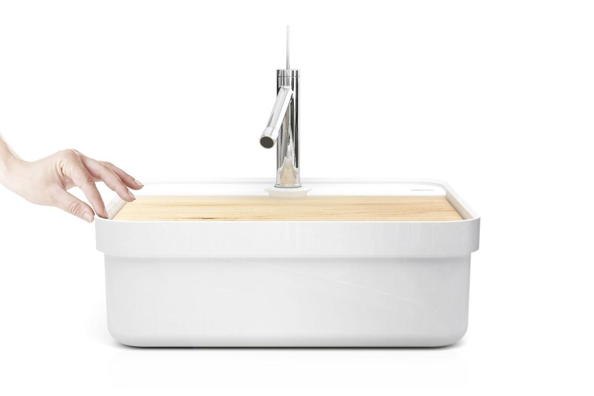 bathco presenta nuevos lavabos para nuevos espacios