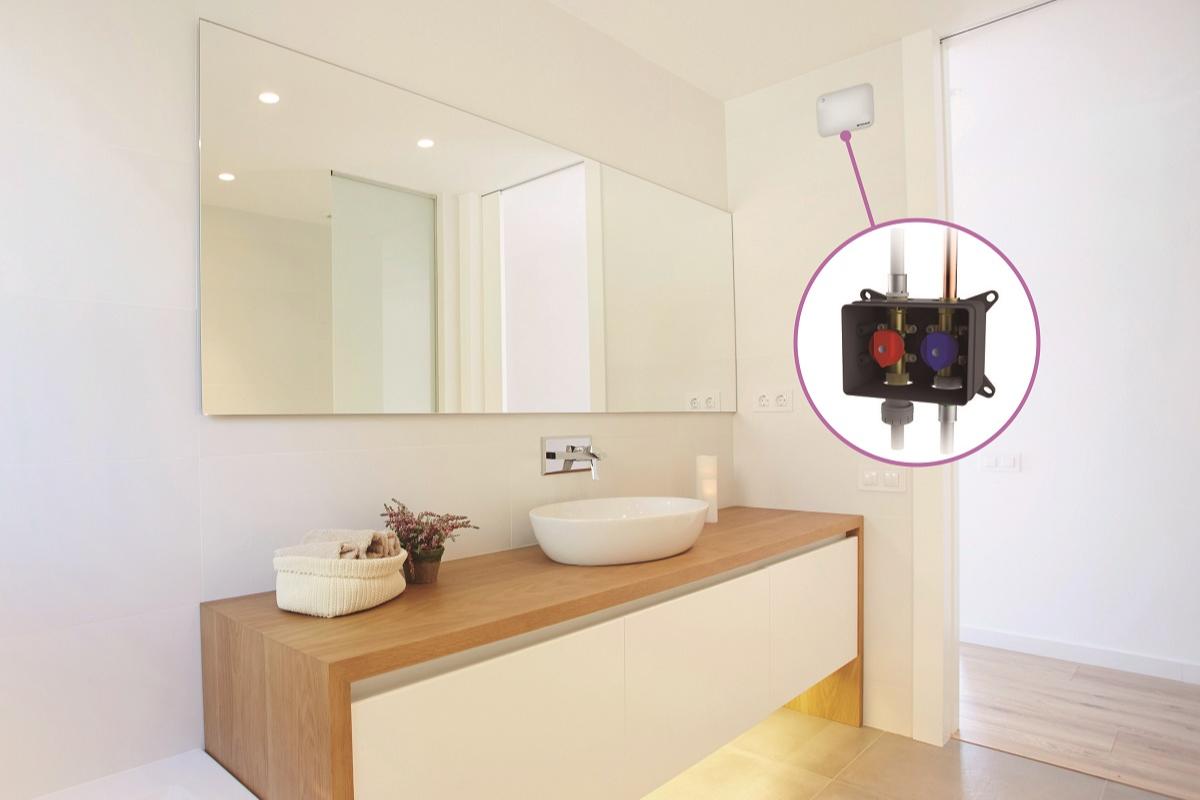ikansas lanza un nuevo sistema registrable con dos vlvulas de corte