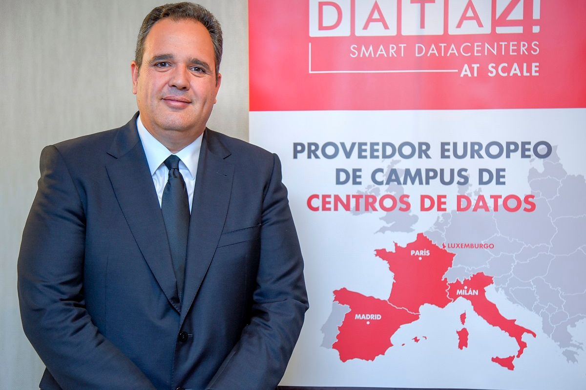 juan vaamonde nuevo country manager de data4 espaa