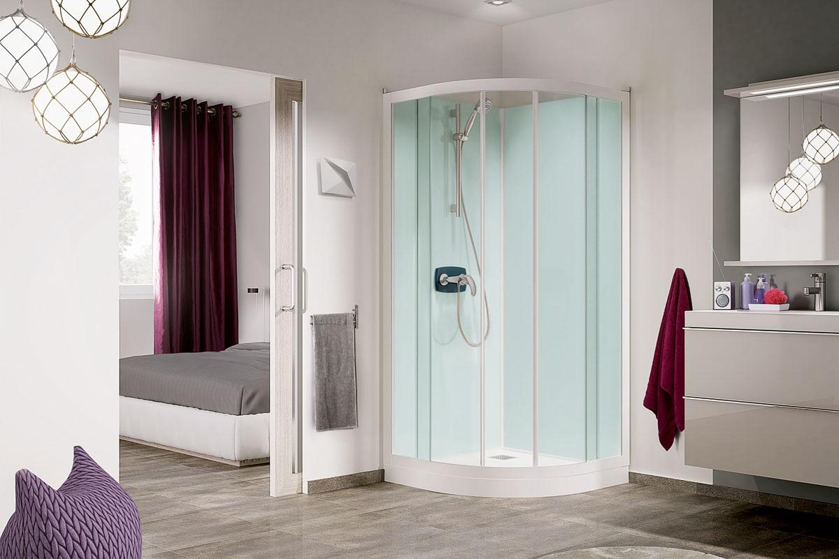 nueva lnea de cabinas de ducha kineprime glass de grandform