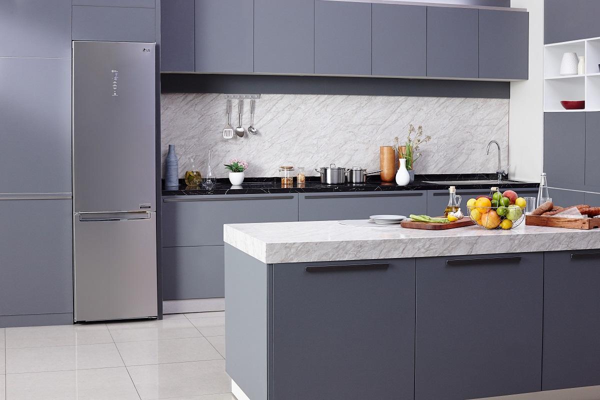 nuevos frigorficos de lg mxima eficiencia del mercado con la mayor capacidad y frescura