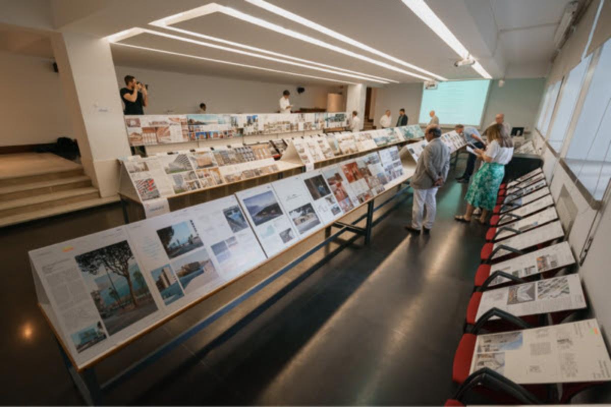 83 proyectos europeos seleccionados para la final de la 4 edicin de los premios bigmat international architecture award
