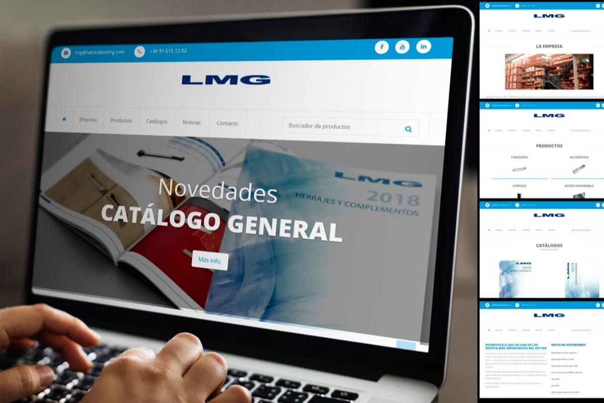 conoces el nuevo portal de lmg