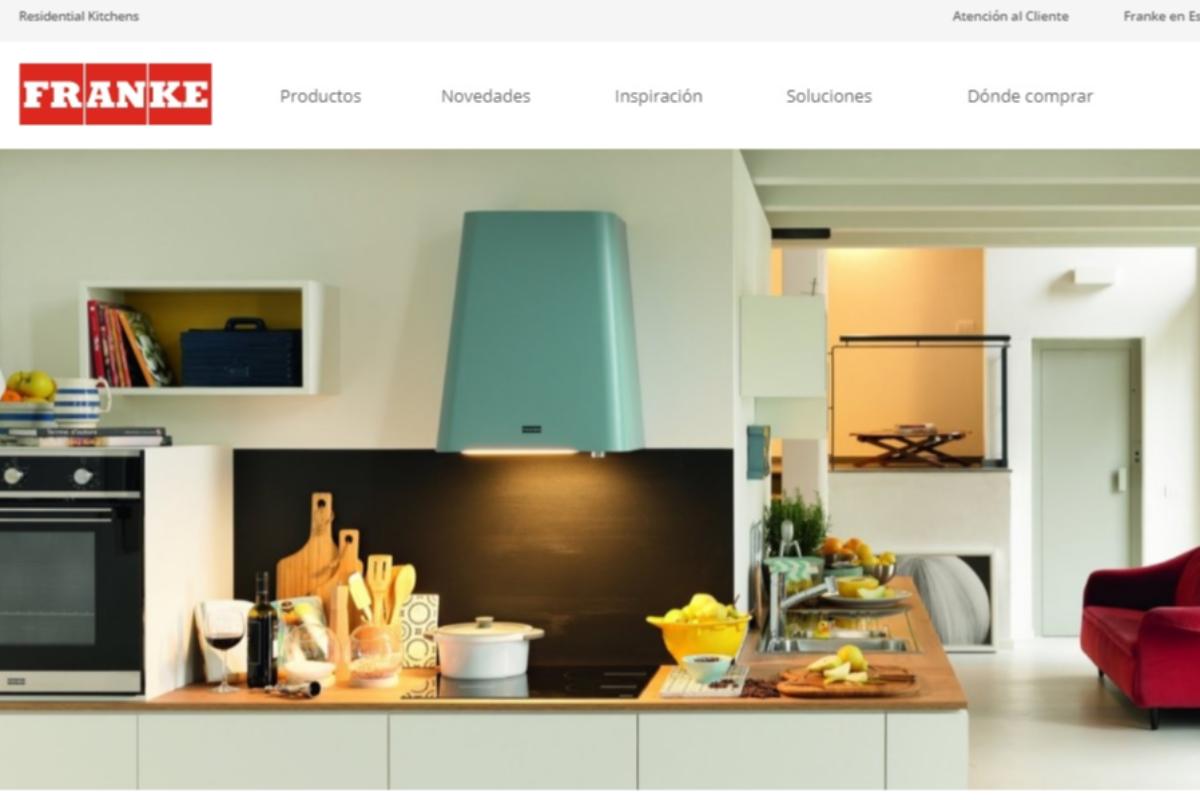 diseo y funcionalidad en la nueva web franke