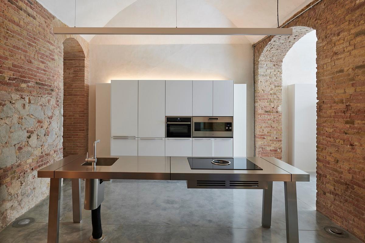 la elegancia y sofisticacin bora en la rehabilitacin de casa burs en barcelona