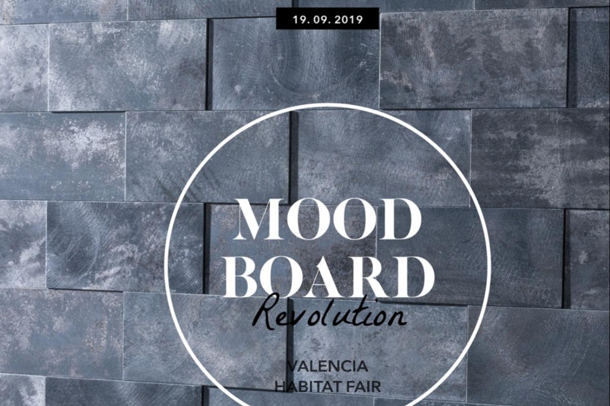 moodboard revolution materiales que cuentan historias
