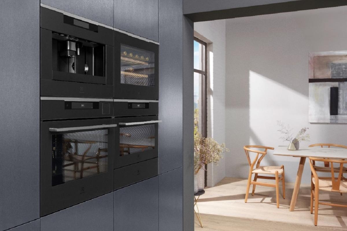 nueva coleccin negro mate de electrolux distincin y elegancia en la cocina