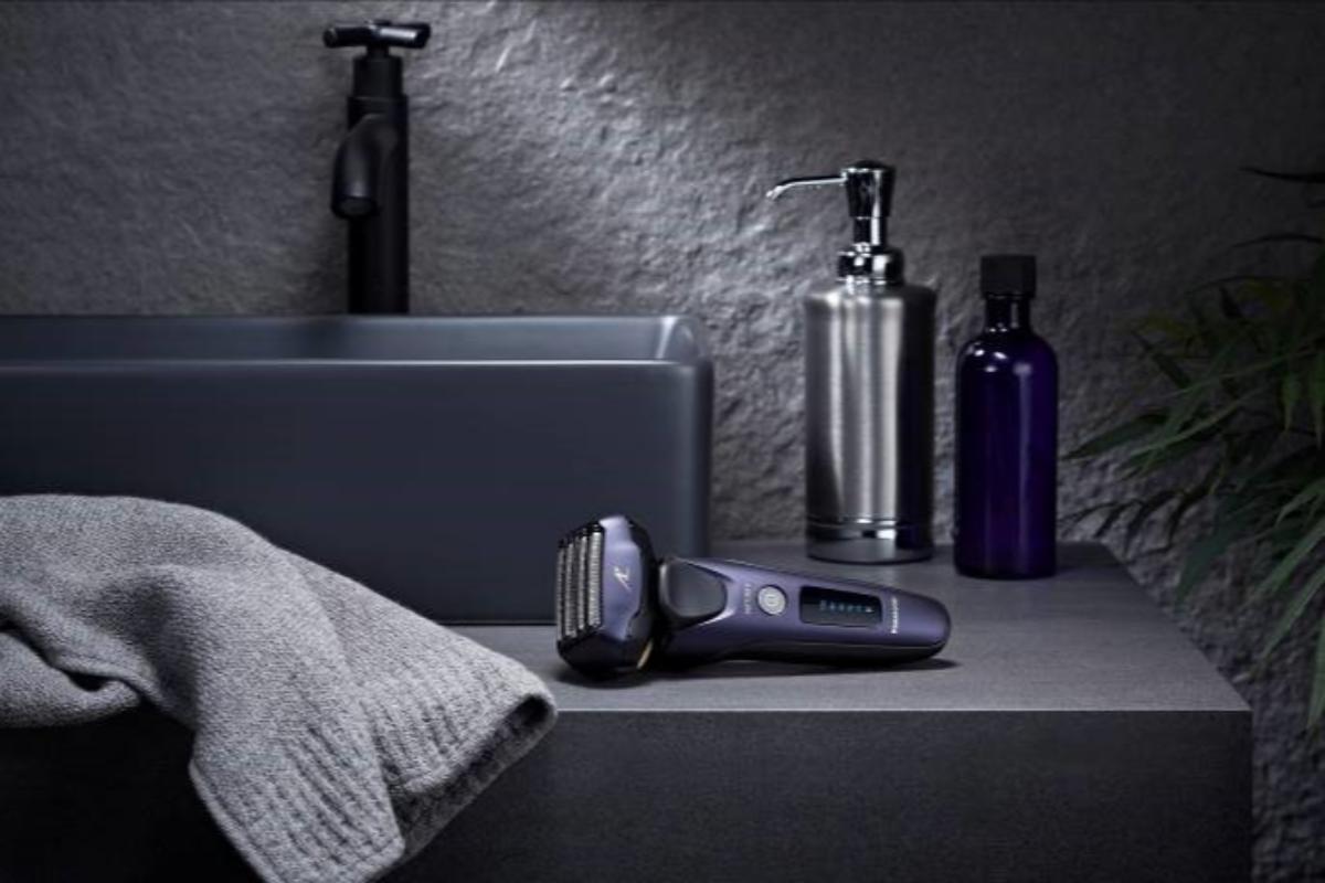 panasonic presenta su nueva afeitadora premium eslv67