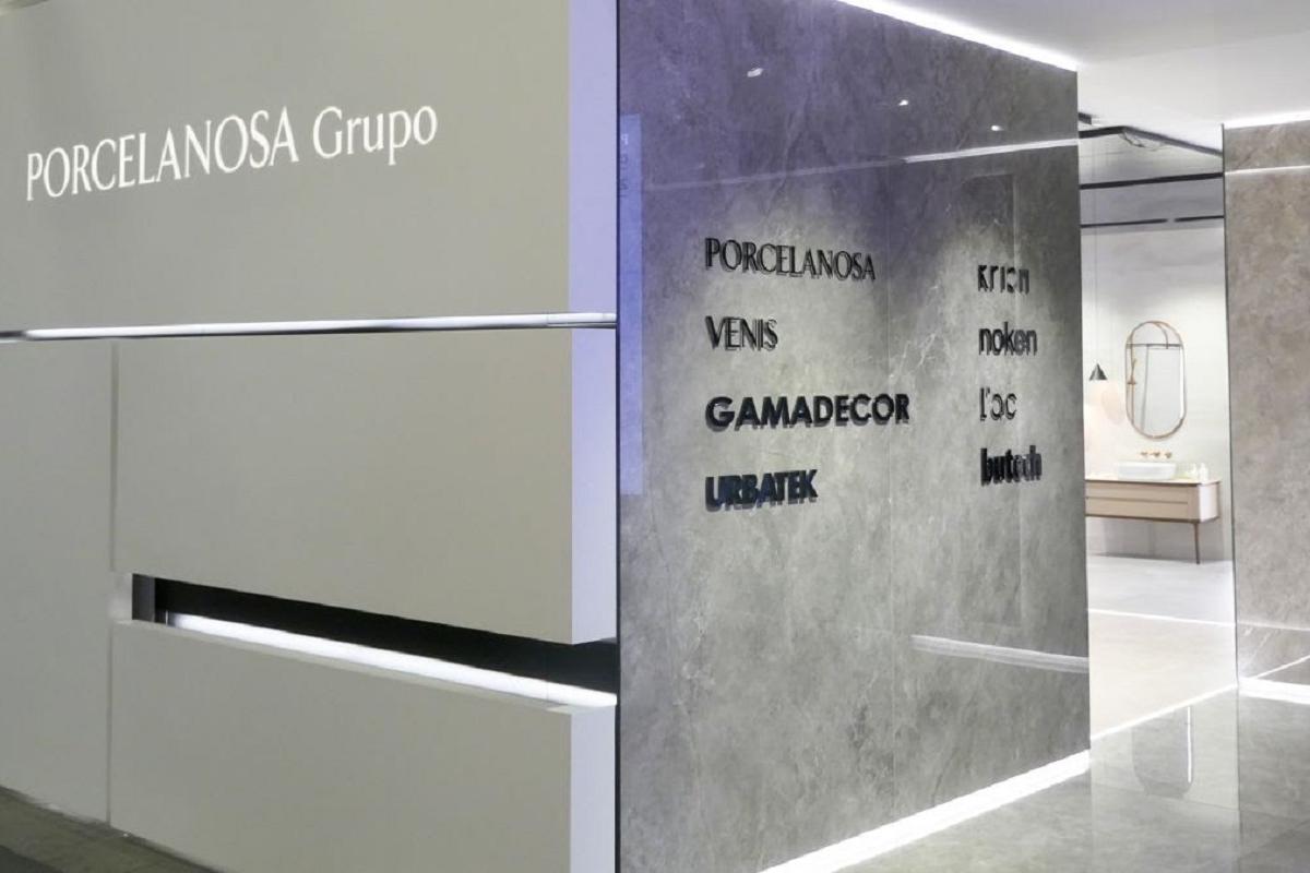 porcelanosa defiende el diseo inteligente y sostenible en cersaie 2019