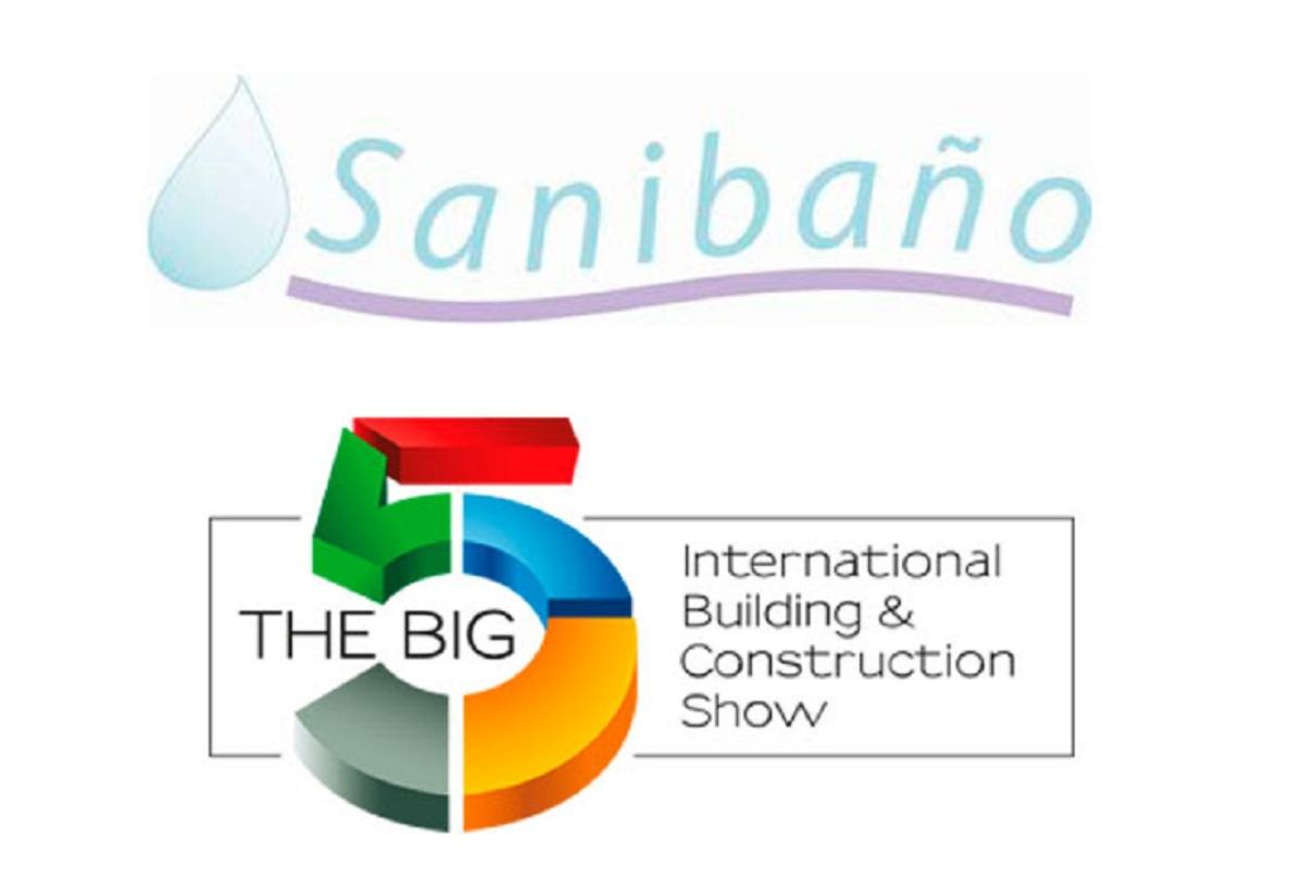 sanibao estar en el big 5 show presentando sus novedades