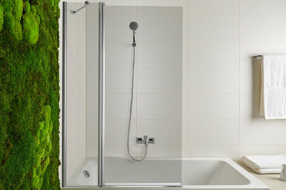 new step la nueva mampara de gala para ducha y baera
