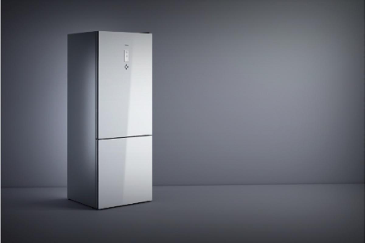 teka presenta sus nuevos frigorficos crystal door