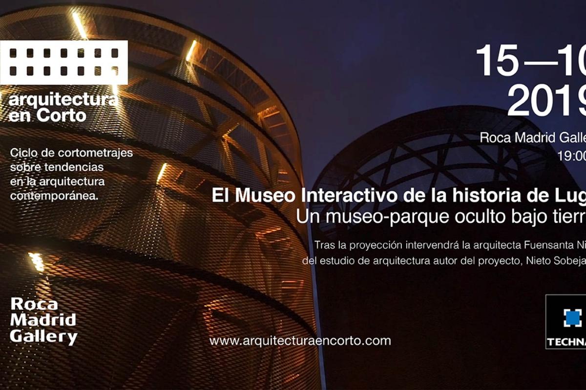 arquitectura en corto estrena nueva edicin con el respaldo de technal y roca gallery