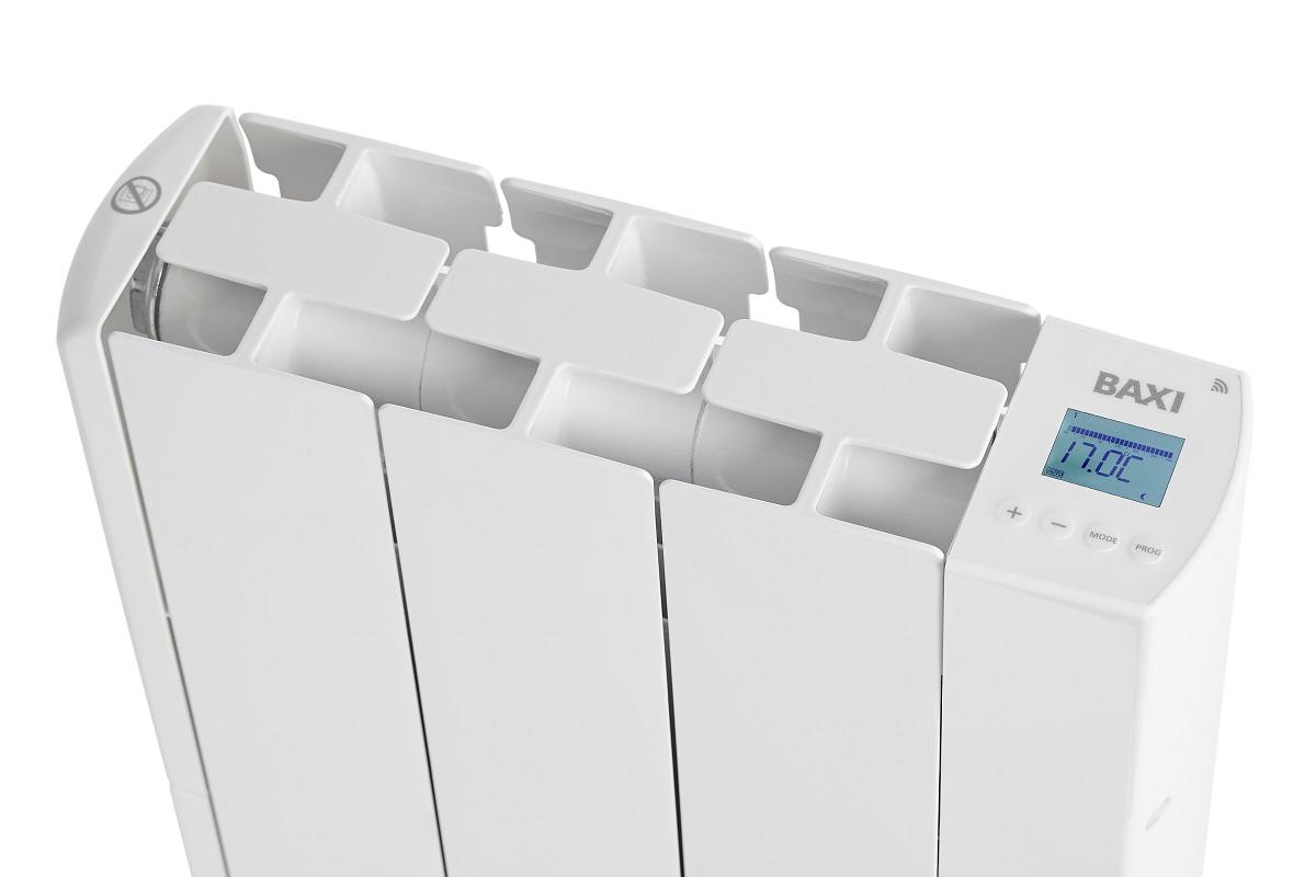 baxi lanza su primer radiador de aluminio elctrico alec