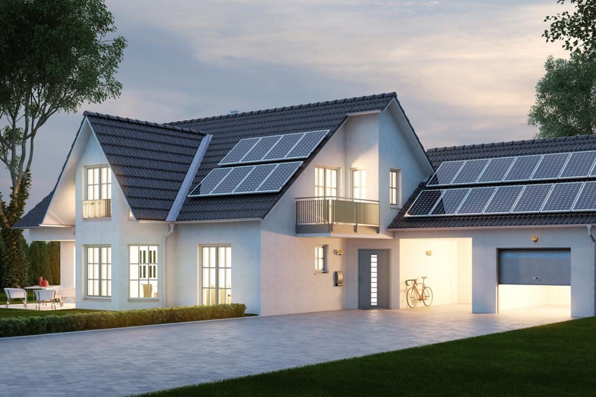 la casa del ao 2050 que imaginan los espaoles ms eficiente con espacios verdes y tecnologa avanzada