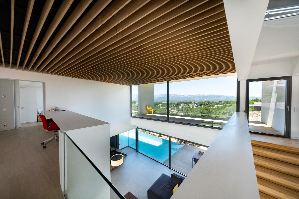 la casa simptica automatizada con soluciones knx de jung premio a la mejor instalacin domtica