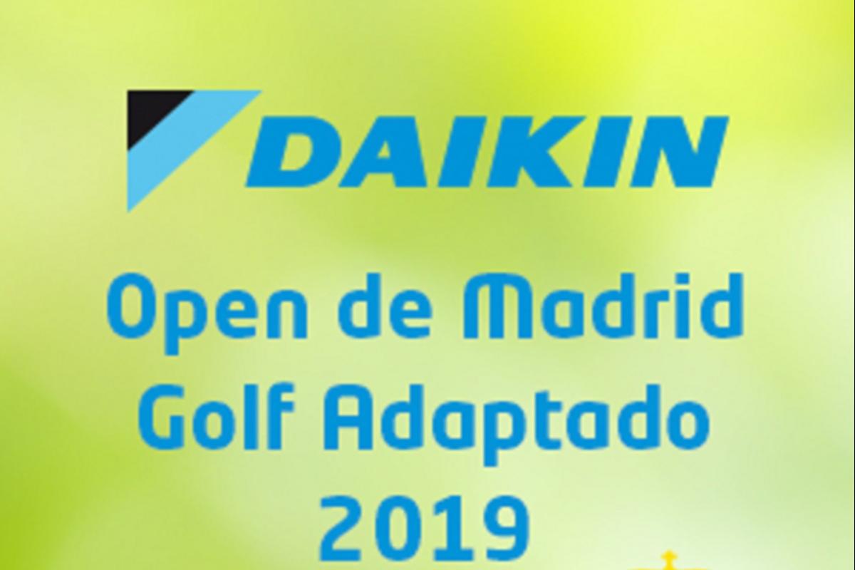 daikin colabora en la xii edicin del open de madrid de golf adaptado  strong strong