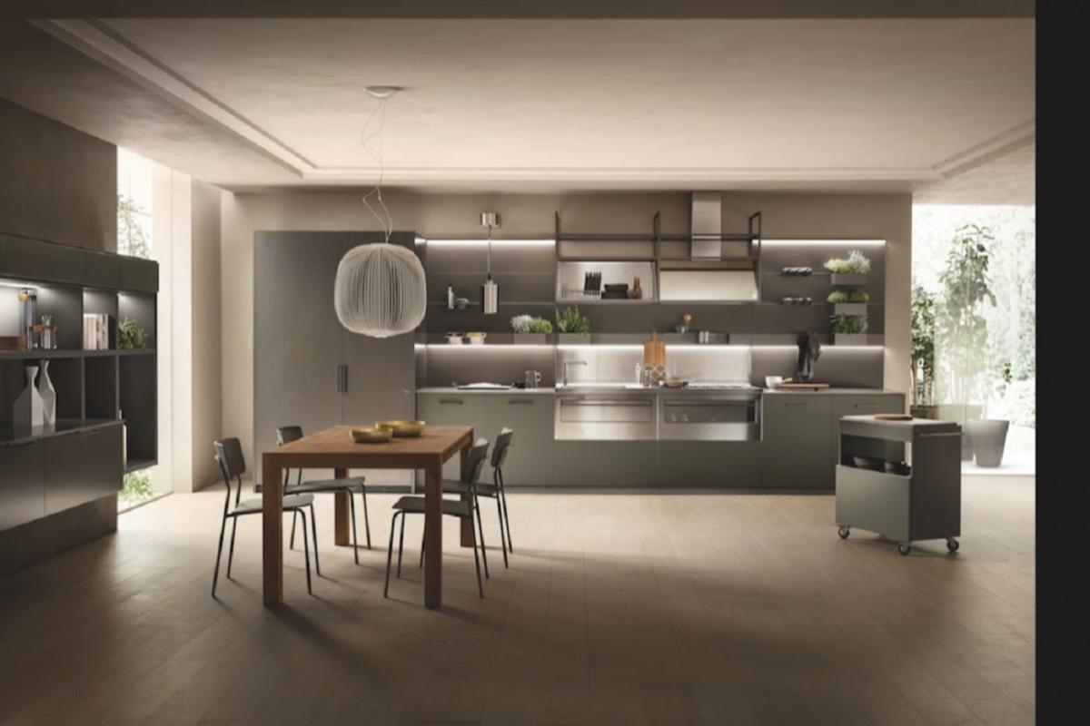 la fusin de dos excelencias italianas en la nueva cocina mia by carlo cracco de scavolini