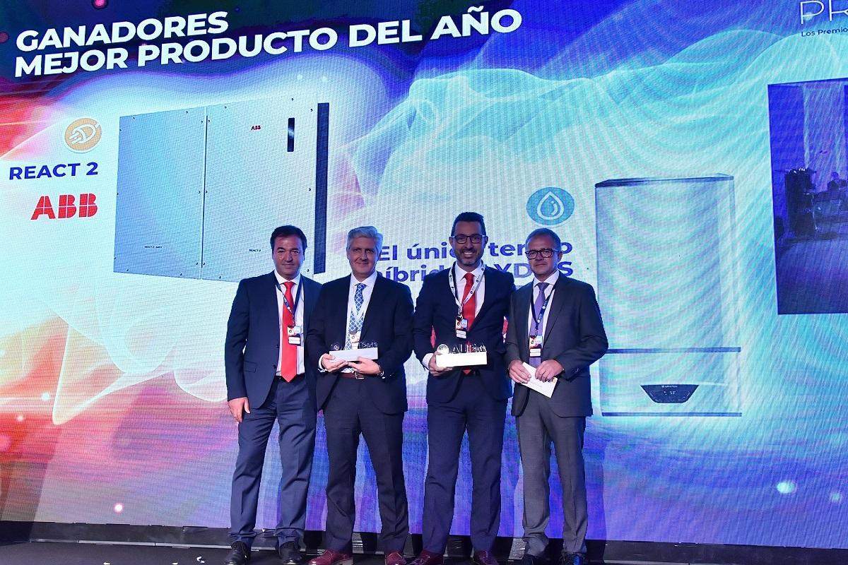 lydos hybrid de ariston premiado como mejor producto del ao 2019
