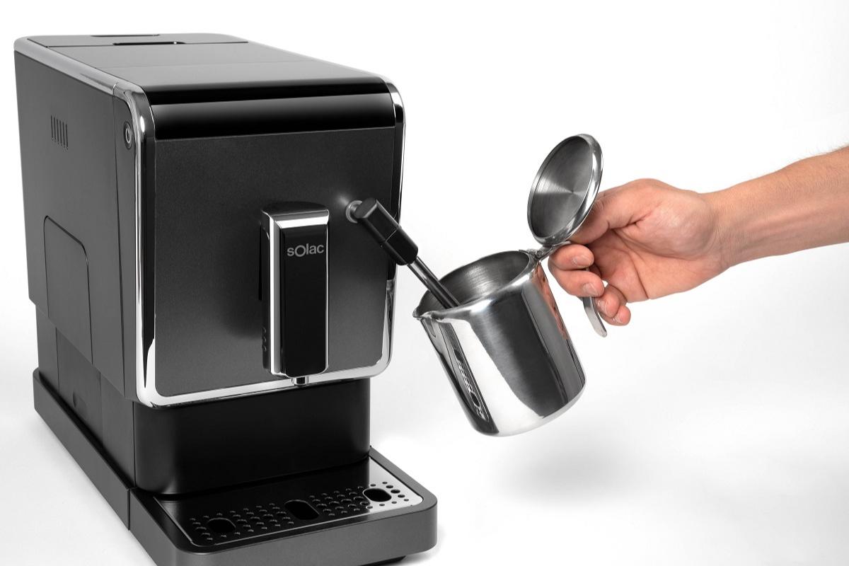 personaliza totalmente tu caf con la nueva cafetera ultrautomtica de solac