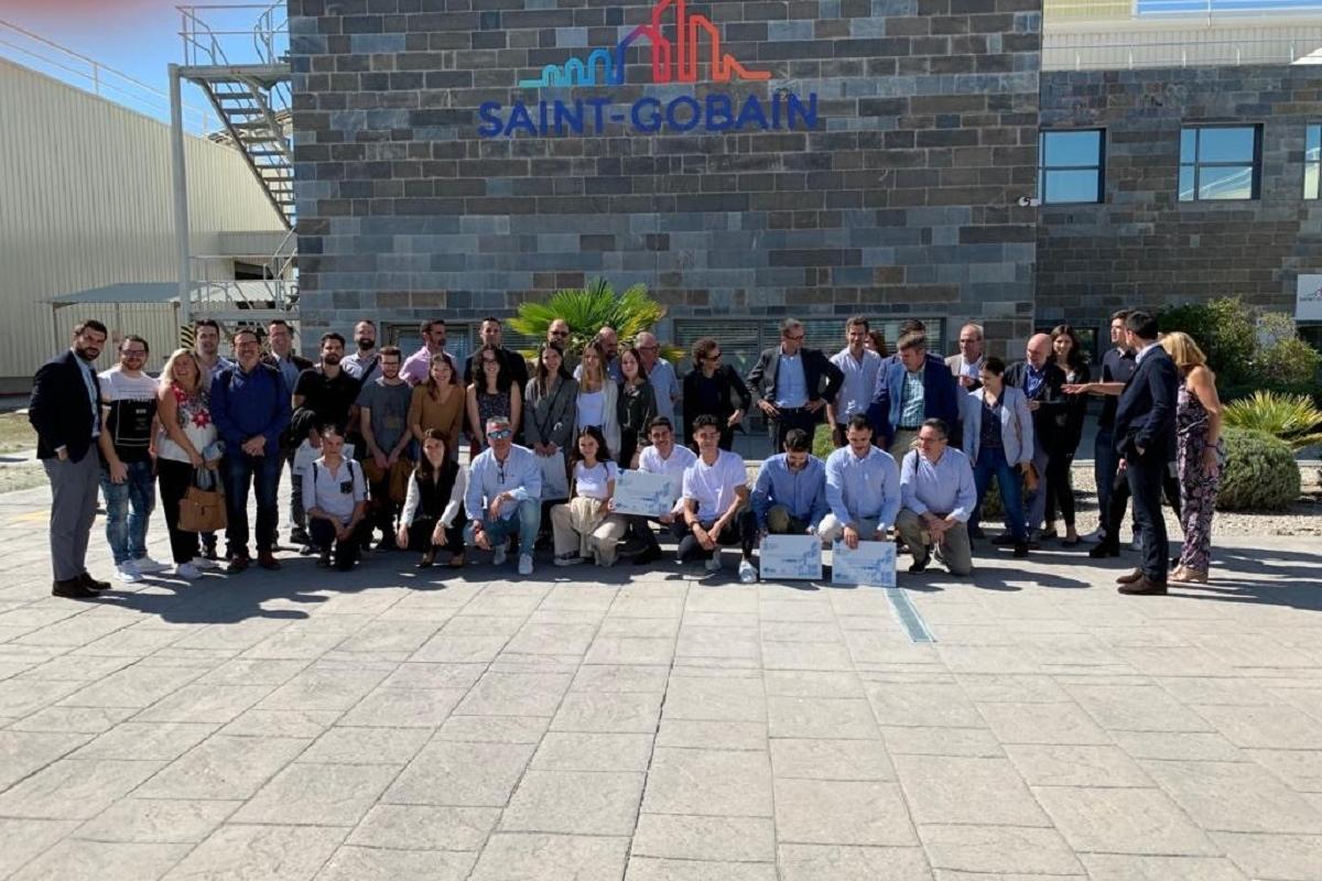 saintgobain placo premia a alumnos de arquitectura tcnica en su iv concurso de innovacin de soluciones placo