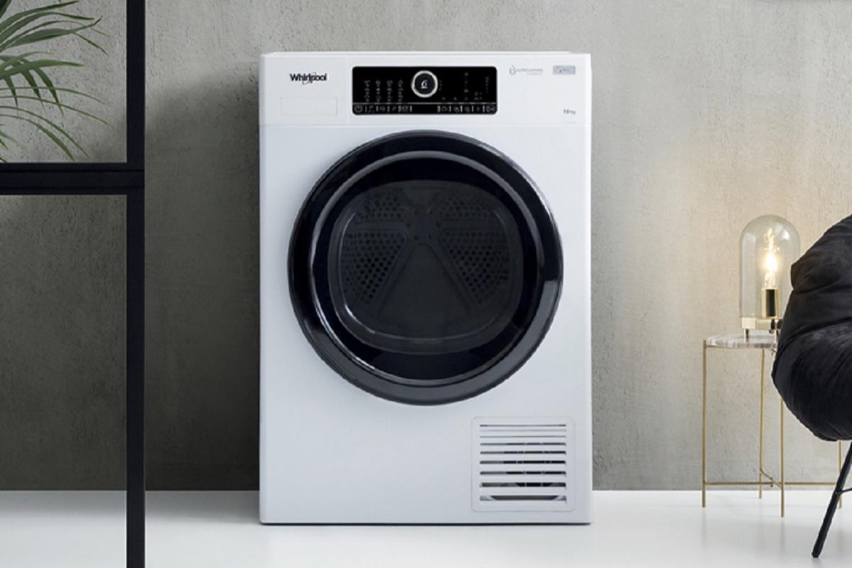 whirlpool regala hasta 150euro en efectivo con la compra de una secadora