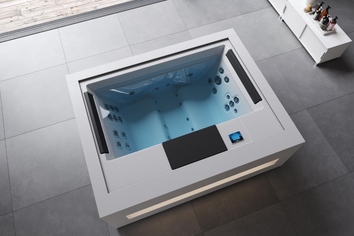 aquavia spa presenta su gama ms sofisticada en el aquanale