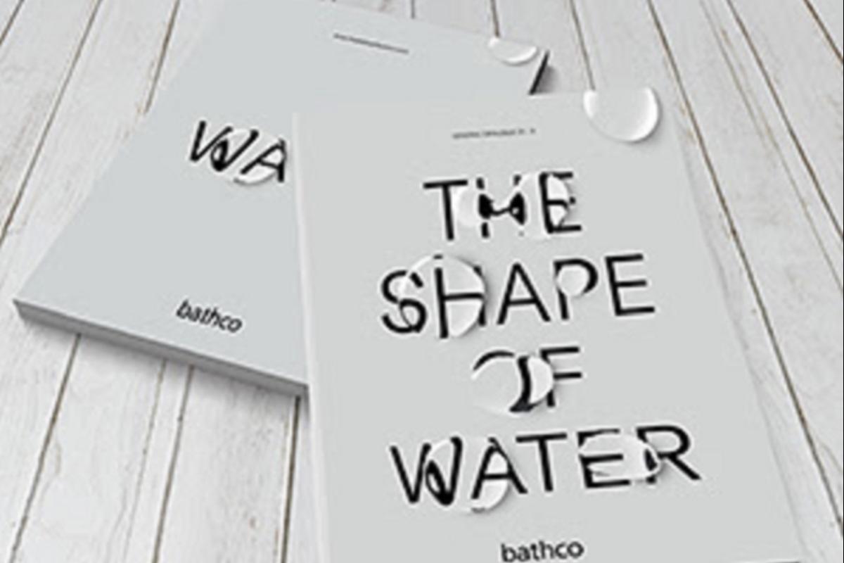bathco presenta su nuevo catlogo the shape of water