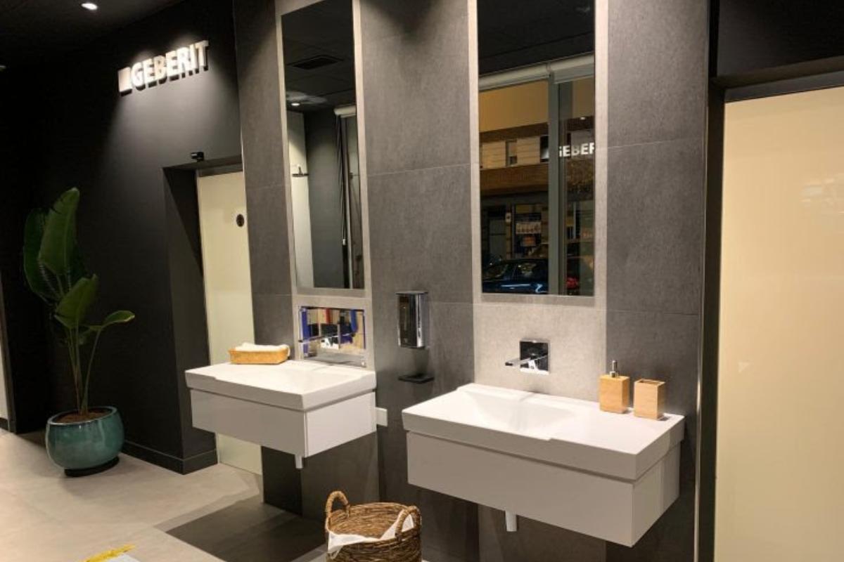 geberit traslada la experiencia del bao inteligente a su nuevo showroom en bilbao