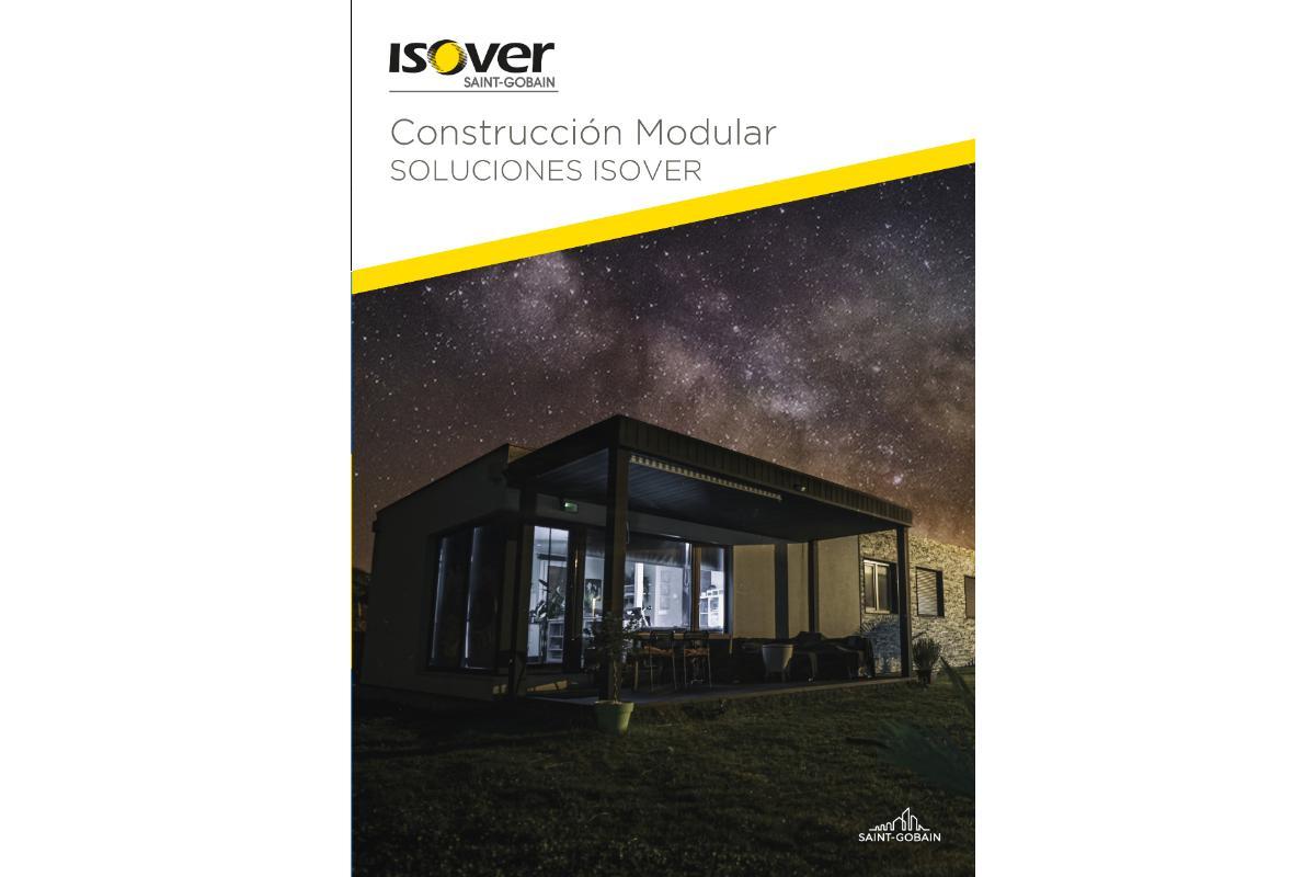 isover propone soluciones constructivas adaptadas a las viviendas modulares