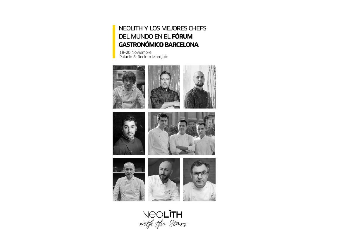 neolithsupsup participar en el frum gastronmico de barcelona