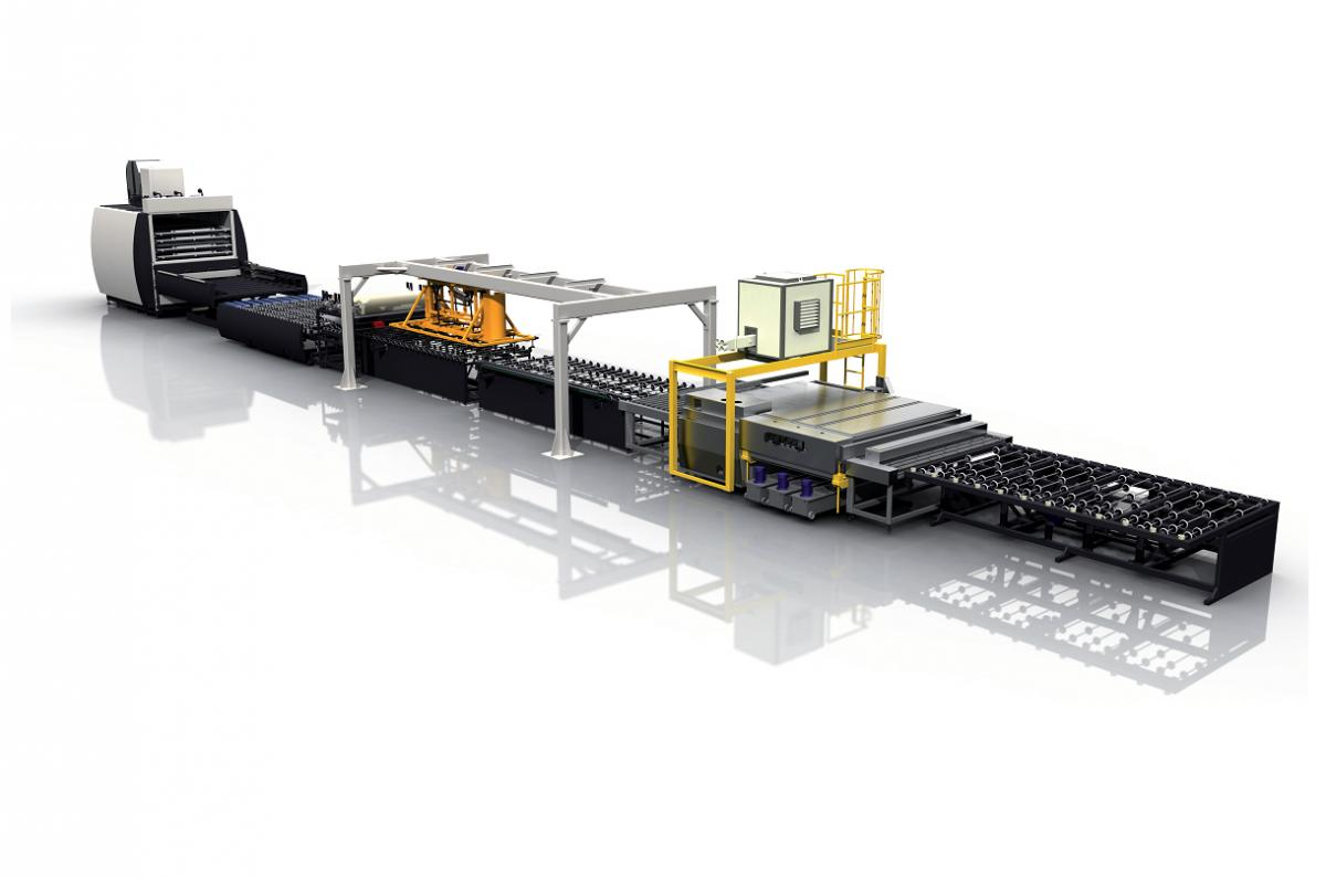 pujol 100 continuous oven incorpora un sistema de fugas de eva
