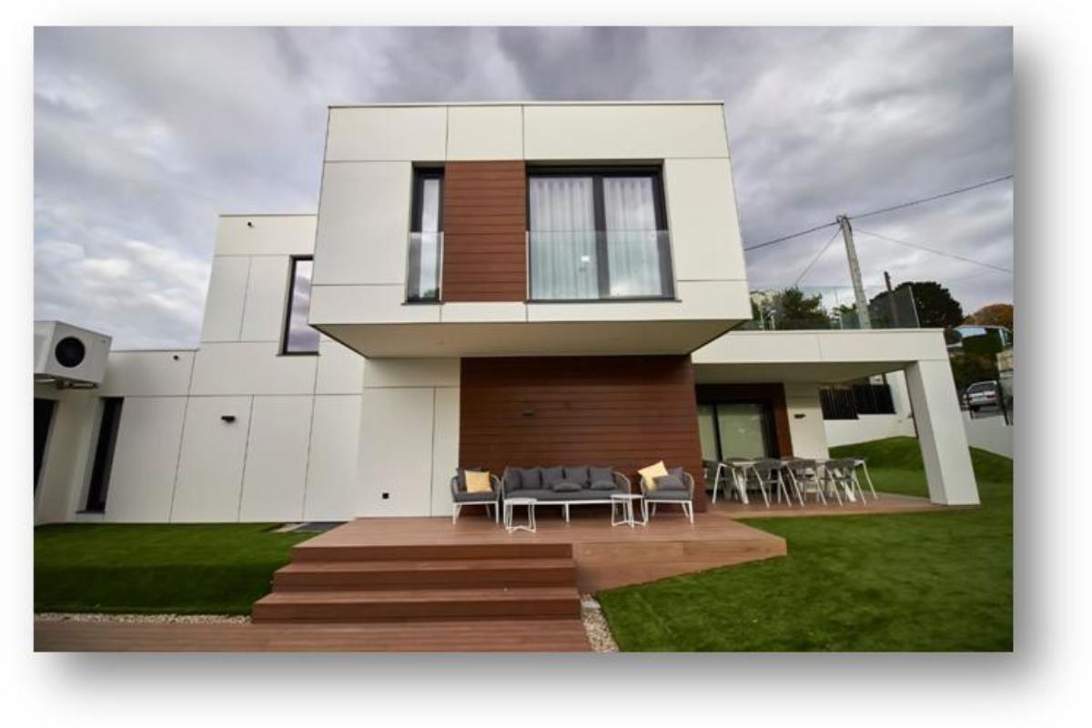 la tarima urban deck elemento estrella en el proyecto residencial de gabarr