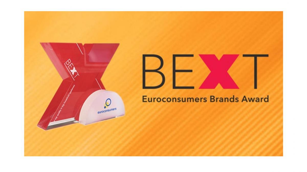 miele galardonada con el euroconsumers bext en las categoras de calidad y fiabilidad