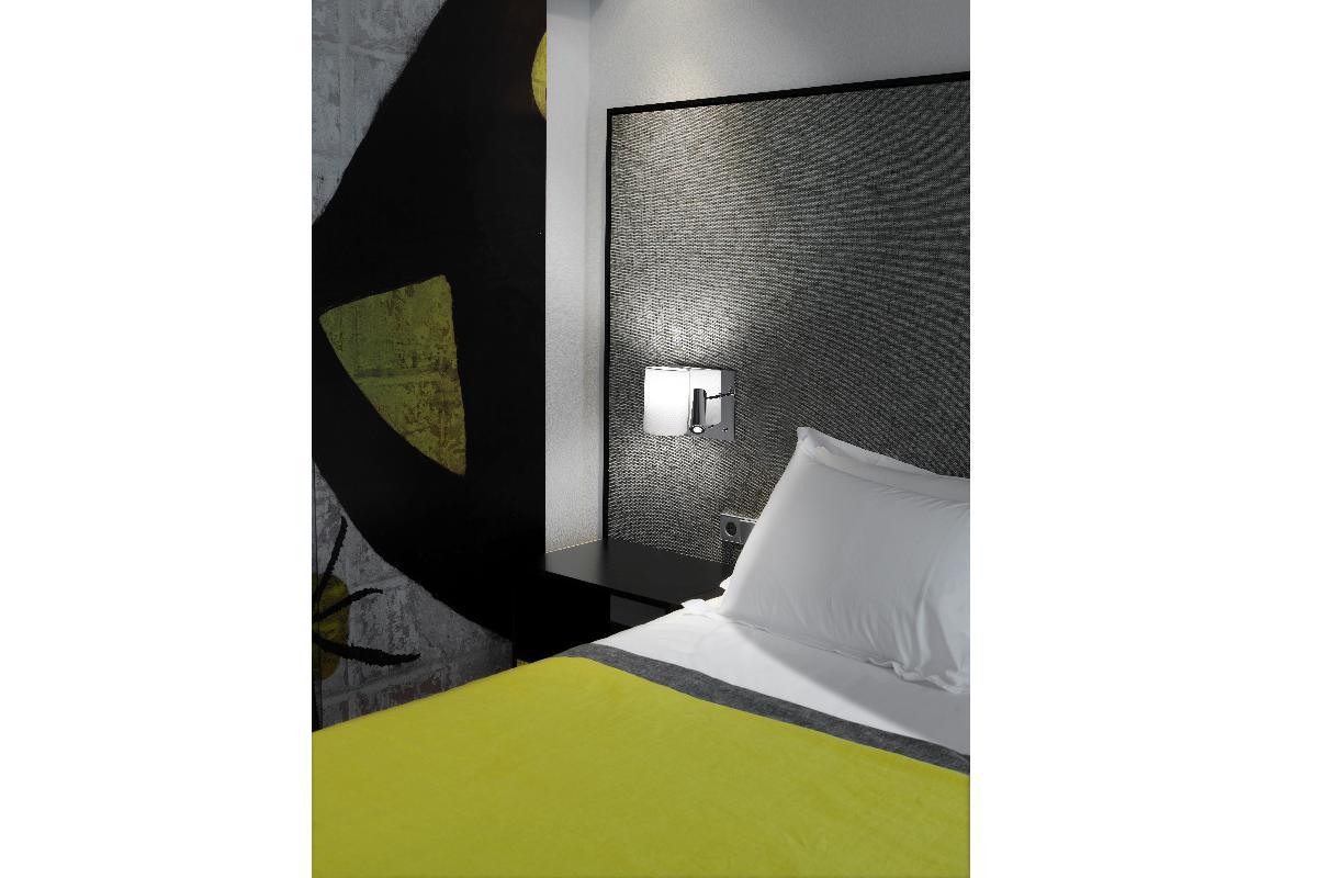 apliques cabeceros basic de pujol iluminacin sensacin de confort en las habitaciones de hotel