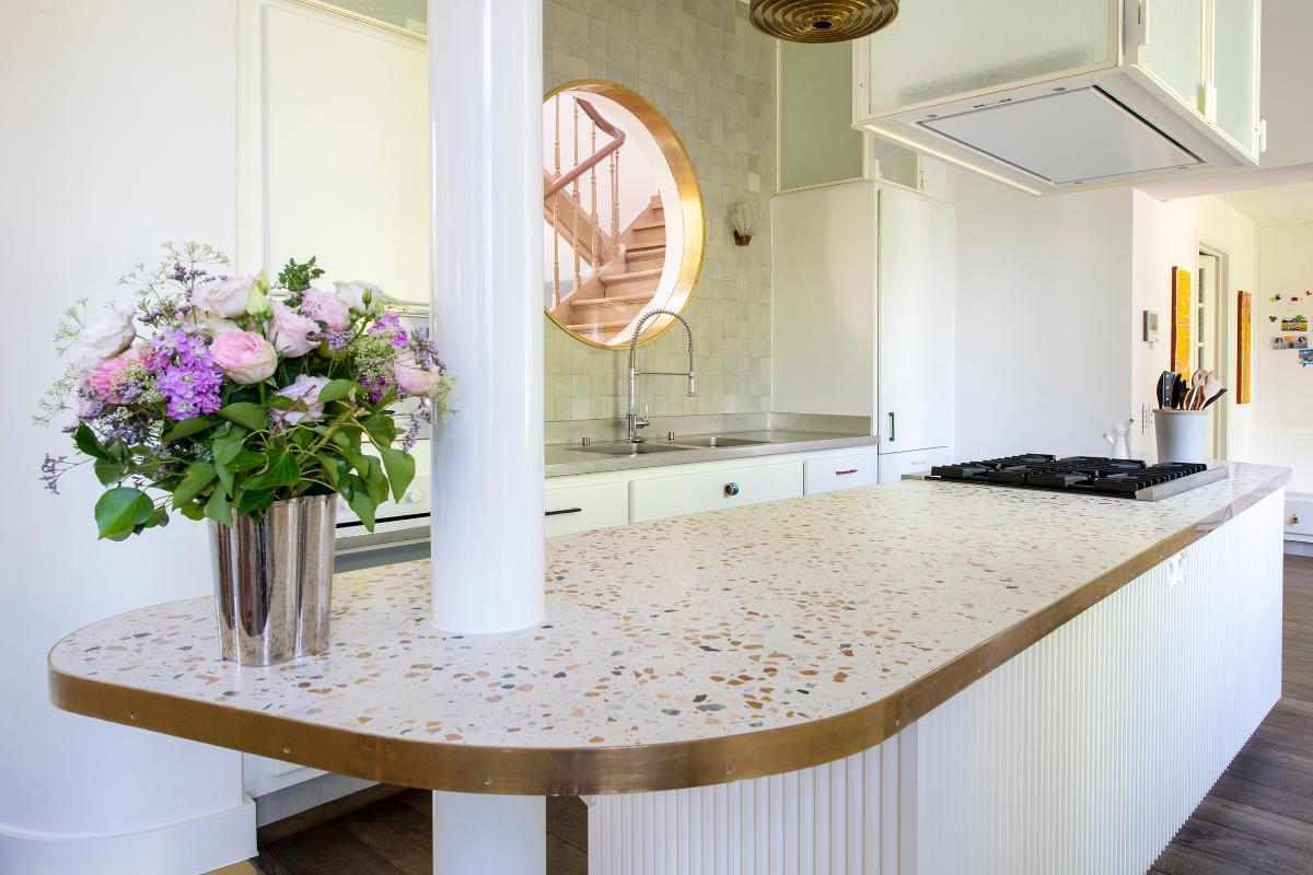 bealstonesupsup de beal international el terrazo continuo personalizable y sostenible