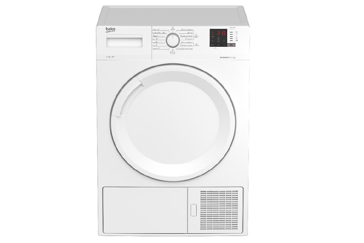 beko ampla su catlogo con cinco secadoras eficientes y adaptables a cualquier espacio