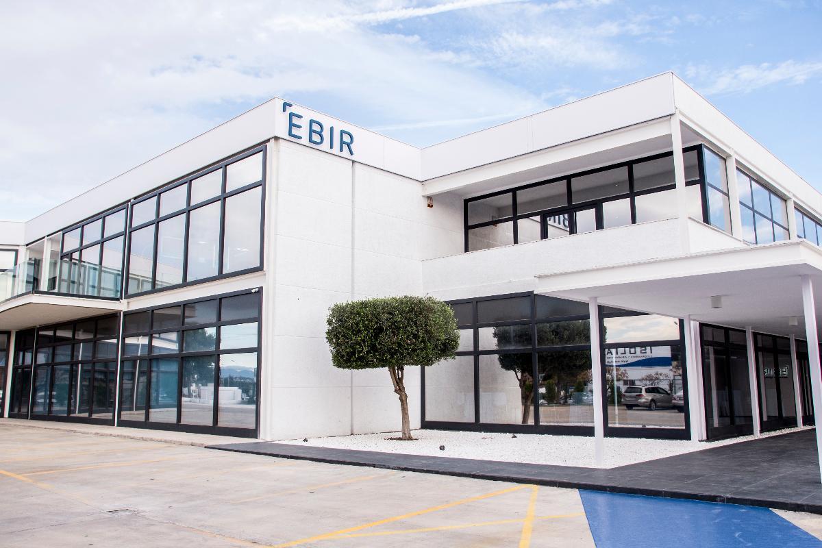 ebir conmemora su 25 aniversario inaugurando una sede central en valencia