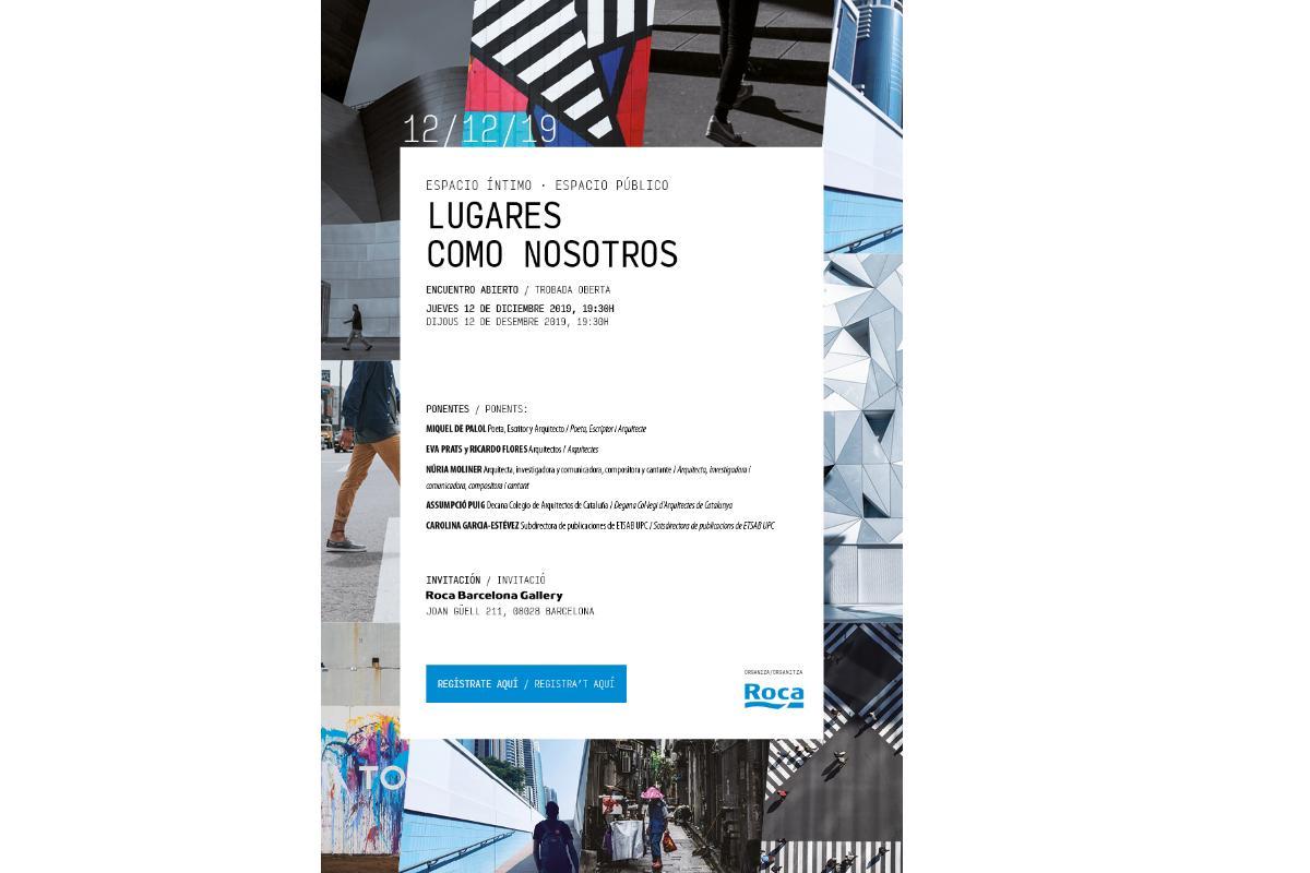 lugares como nosotros un espacio para la reflexin en roca barcelona gallery