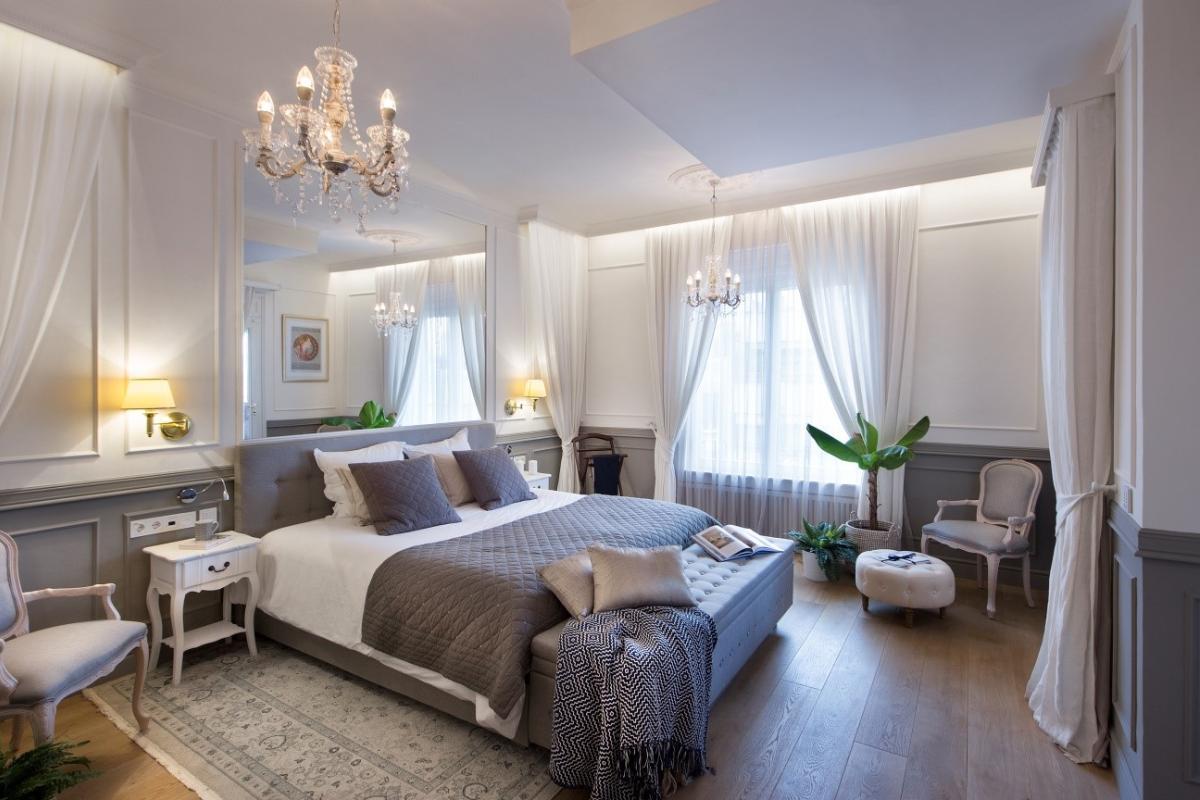 las molduras de orac decorsubsupsup subdotan de elegancia clsica a una vivienda de egue y seta