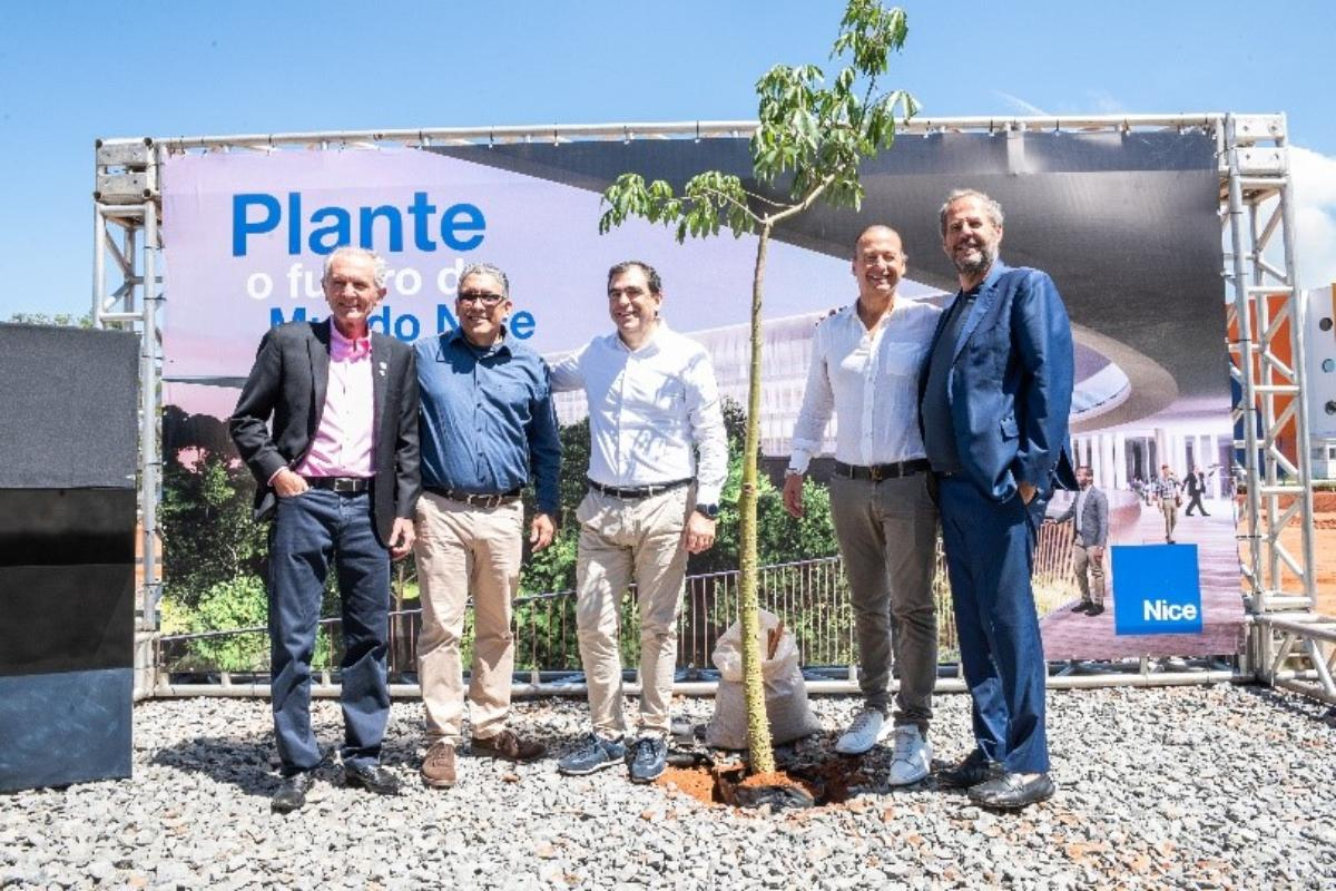 nice se ala a mario cucinella architects para crear su nueva sede sostenible en brasil