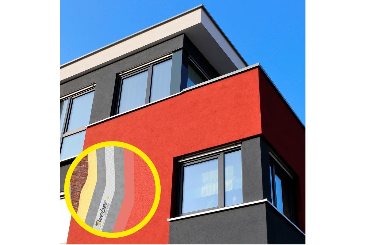 nueva gua de aislamiento trmico y acstico para fachadas por saintgobain weber