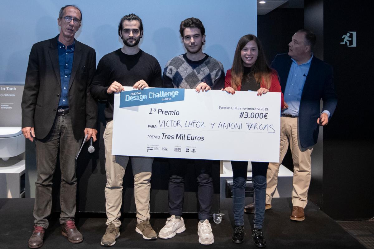 el proyecto fcell ganador del viii roca one day design challenge