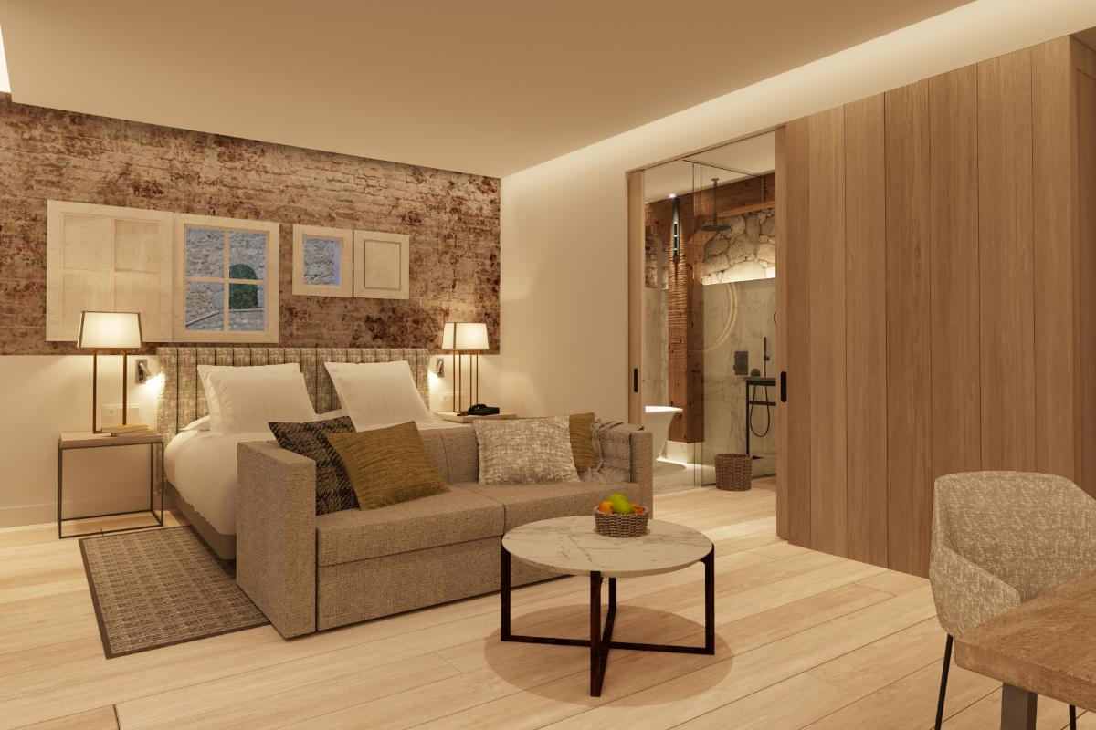 requena y plaza aportarn un toque de modernidad al hotel palacio sofraga en vila